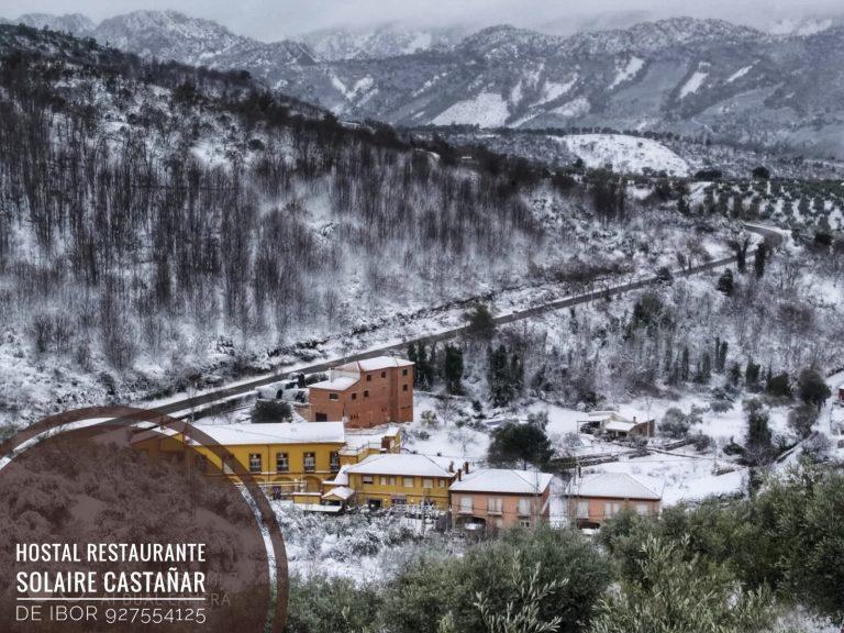 Hostal Restaurante Solaire 3 Geovilluercas