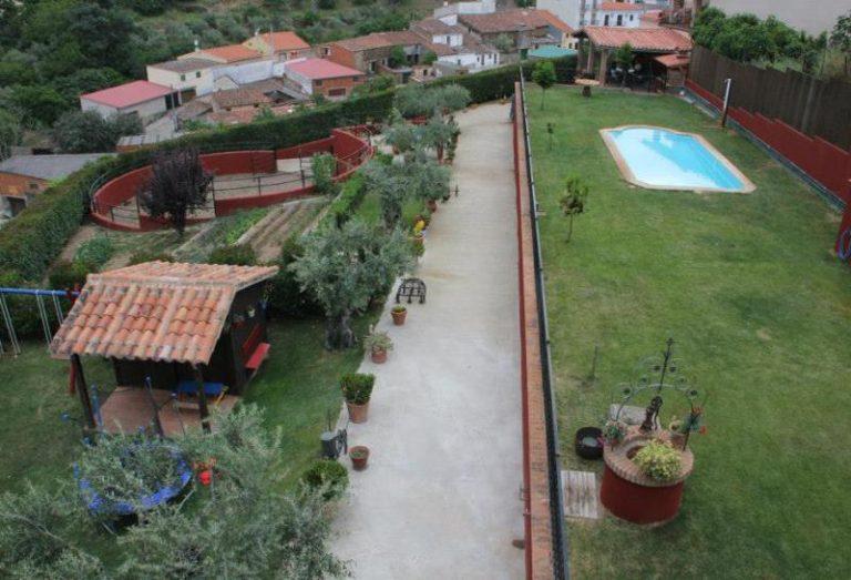 Casa Rural El Descanso Del Peregrino Geovilluercas