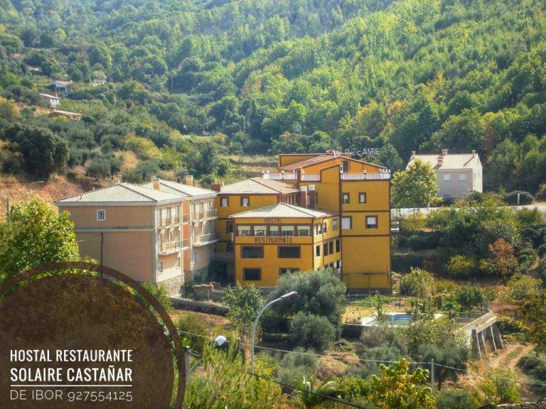 Hostal Restaurante Solaire Geovilluercas