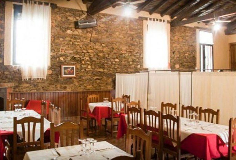 Restaurante Doña Tomasa Geovilluercas