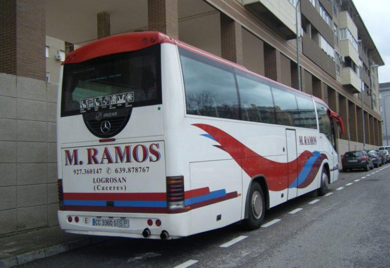 Autocares y Taxis Ramos Vicente Geovilluercas