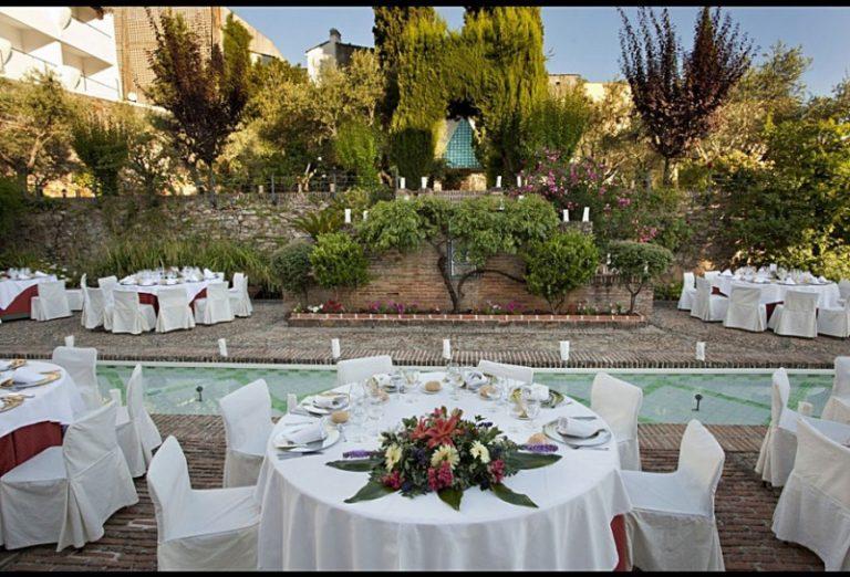 Restaurante del Parador de Turismo de Guadalupe Geovilluercas