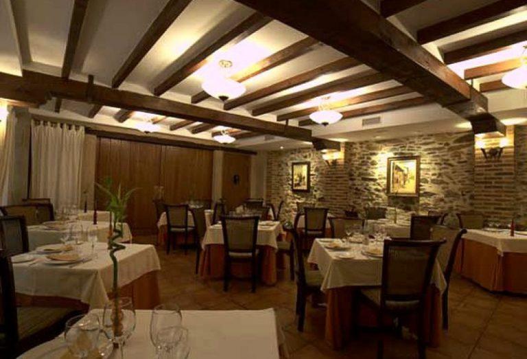 Restaurante del Hotel Rural Posada Del Rincon Geovilluercas