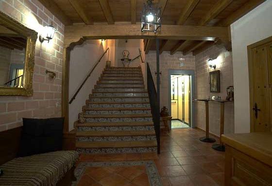 Hotel Rural Las Mozas Geovilluercas